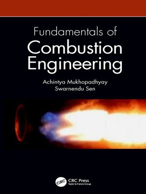 cover image of Fundamentals of Combustion Engineering